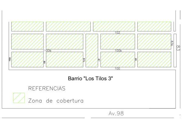 Zona Barrio los Tilos III