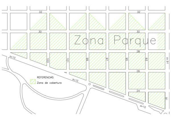 Zona parque